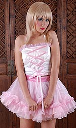 Lil-Princess Satin Top