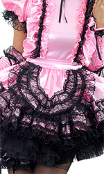 Miss Twinkle Maids Pinafore