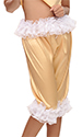 Petra Luxury Long Satin Bloomers