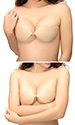 Silicone pushup Bra (nude)
