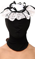 Maid Full Spandex Hood