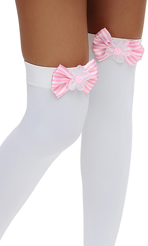 Sissy Long Socks