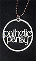 Pathetic Pansy Tag