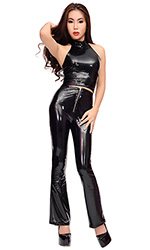 Ginette PVC Trousers (zip)
